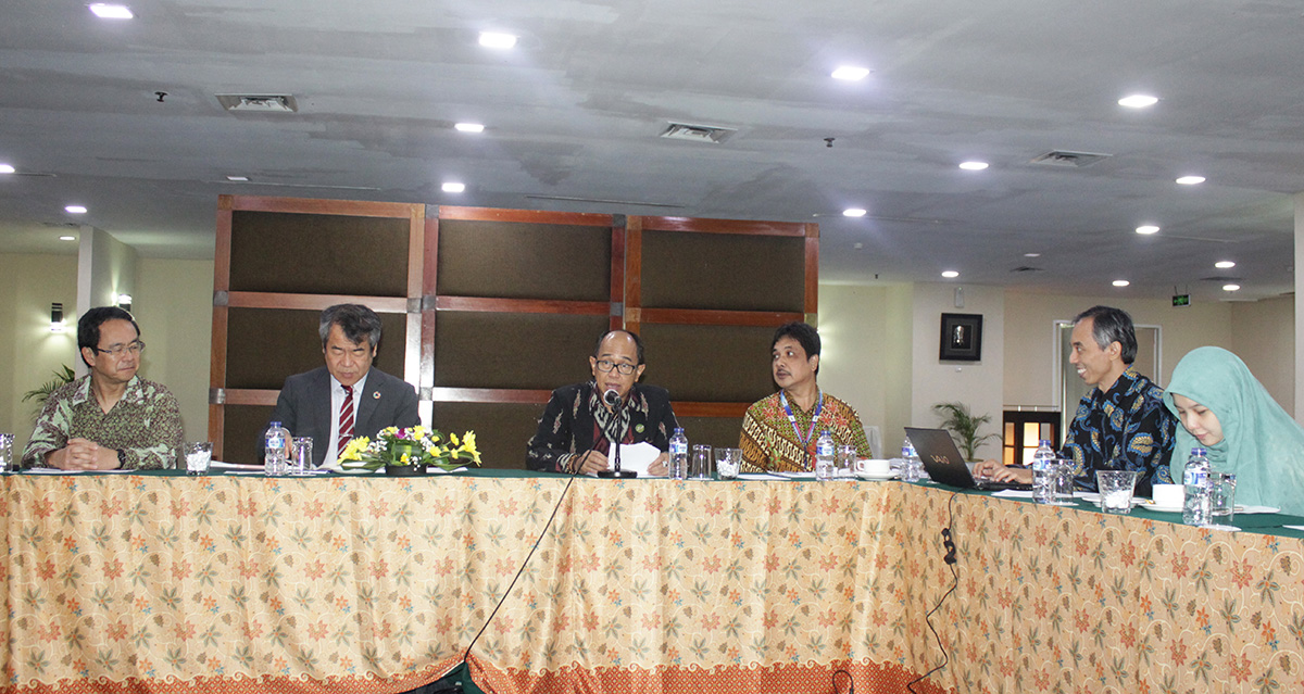 Pantau Kemajuan kerjasama riset, BPPT - JICA Selenggarakan The 4th Joint Coordinating Committee Meeting SATREPS SLeCAMA